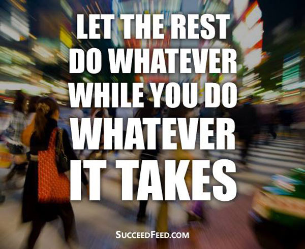 Grant Cardone Quotes - Let the rest do whatever