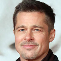 Brad Pitt - Persistence paid for this college dropout