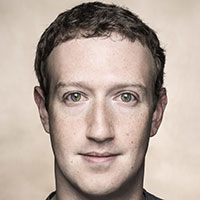 Mark Zuckerberg - One of the most successful college dropouts