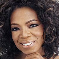 Oprah Winfrey - The most successful female college dropouts