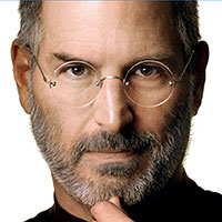 Steve Jobs - The famous college dropout has impacted the world